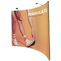 Formulate Fabric Display Stands