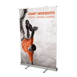 Giant Banner Stands