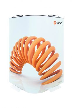 Twist-Curve-graphic-displays-White-Base-Trade-Stand-31