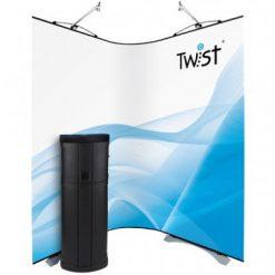 Twist Banner Stands