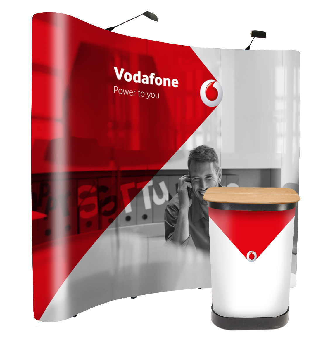 Exhibition Stand Cases : Pop up display stand reflex exhibitions